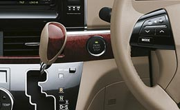 Peter Kittle Toyota - Alice Springs Tarago Smart Start and Steering Wheel Controls