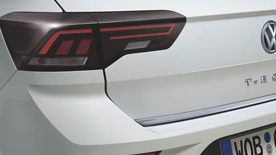 Tailgate Protective Strip