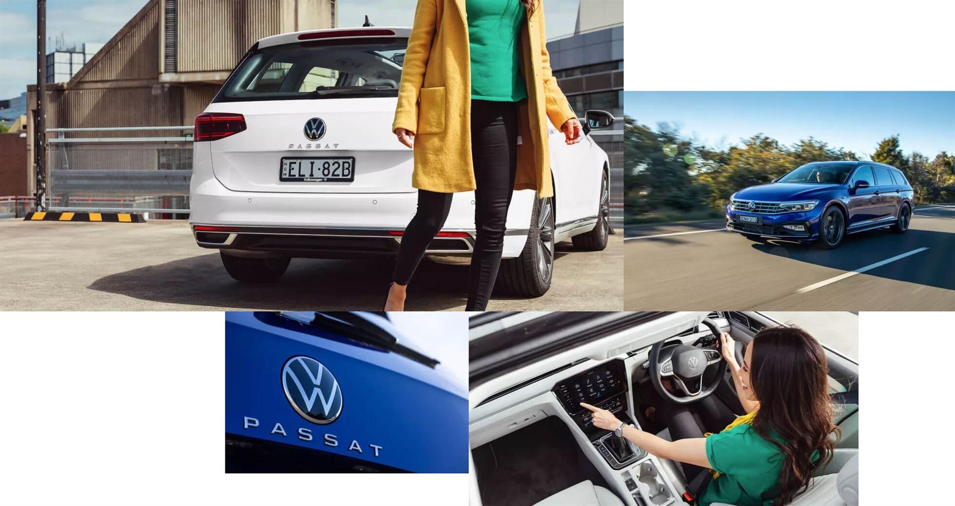 VW Passat Wagon