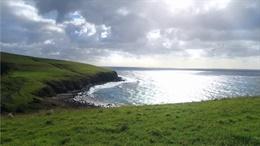 Ocean lookout