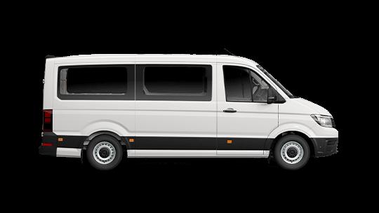 Crafter Minibus 12 Seater 4Motion MWB TDI410