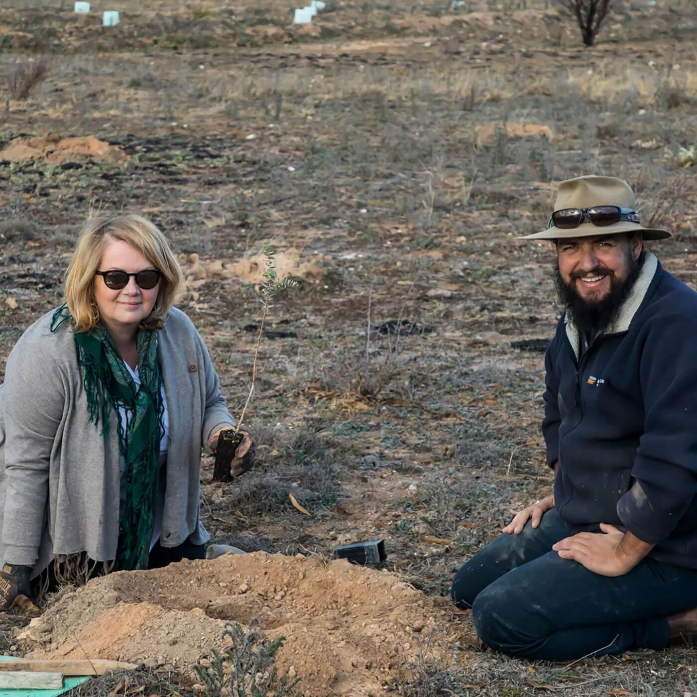 Volkswagen donates a further $1 million to bush restoration and wildlife repopulation