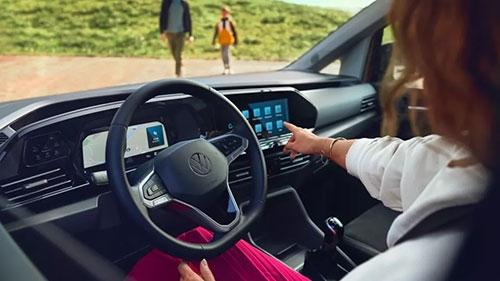 Volkswagen Caddy - Arriving late 2021