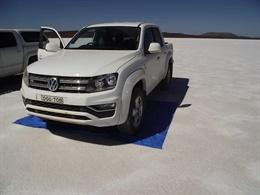 Volkswagen pickup vehicle