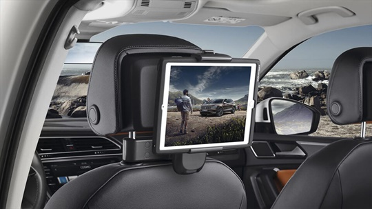 Volkswagen Tiguan Allspace Accessories From Liverpool
