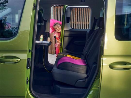 Volkswagen Caddy Interior