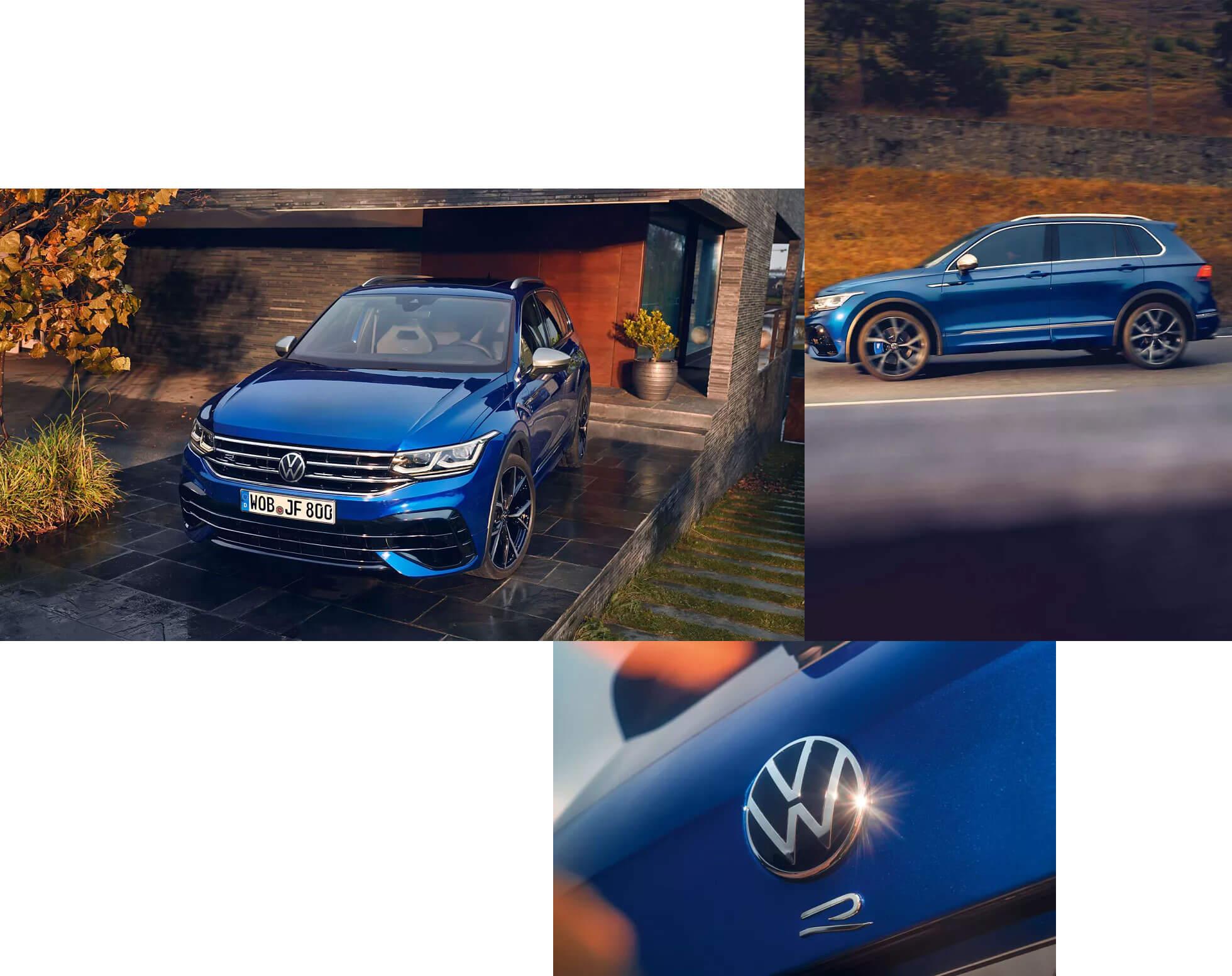 Volkswagen R Range
