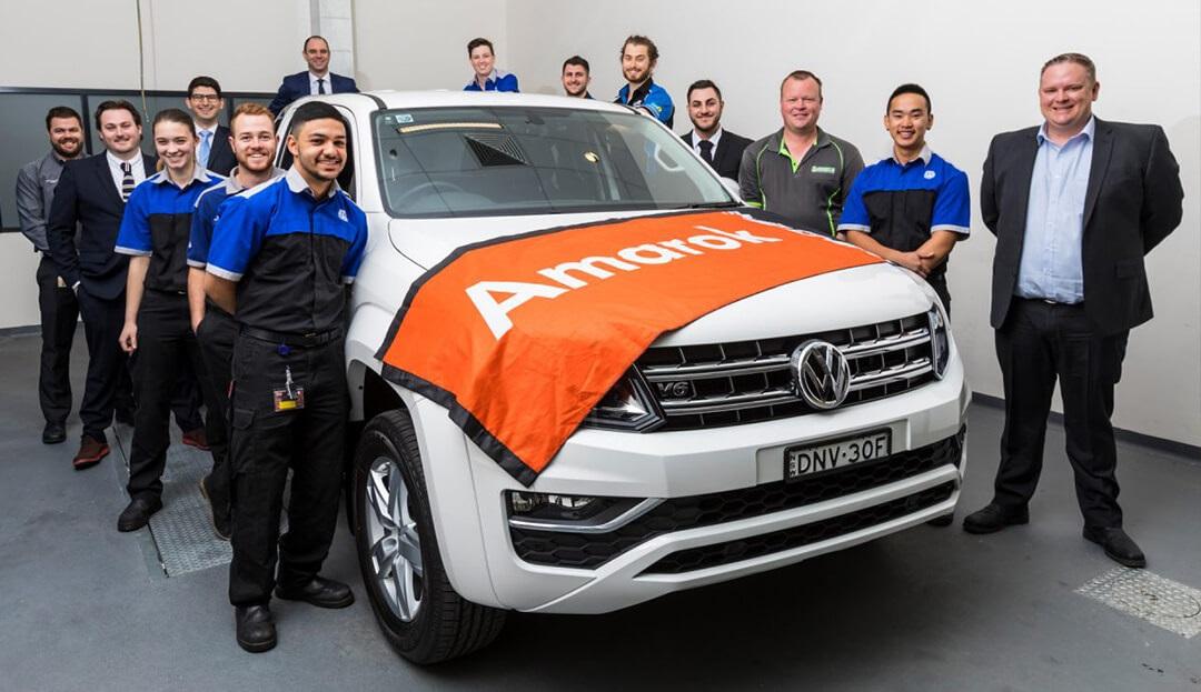 Volkswagen Australia Apprentices