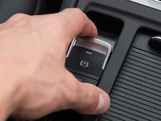 Electromechanical Parking Brake and Auto Hold