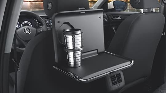 Folding Table With Cup Holder