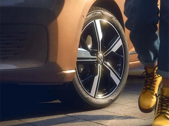 Volkswagen Caddy Wheels