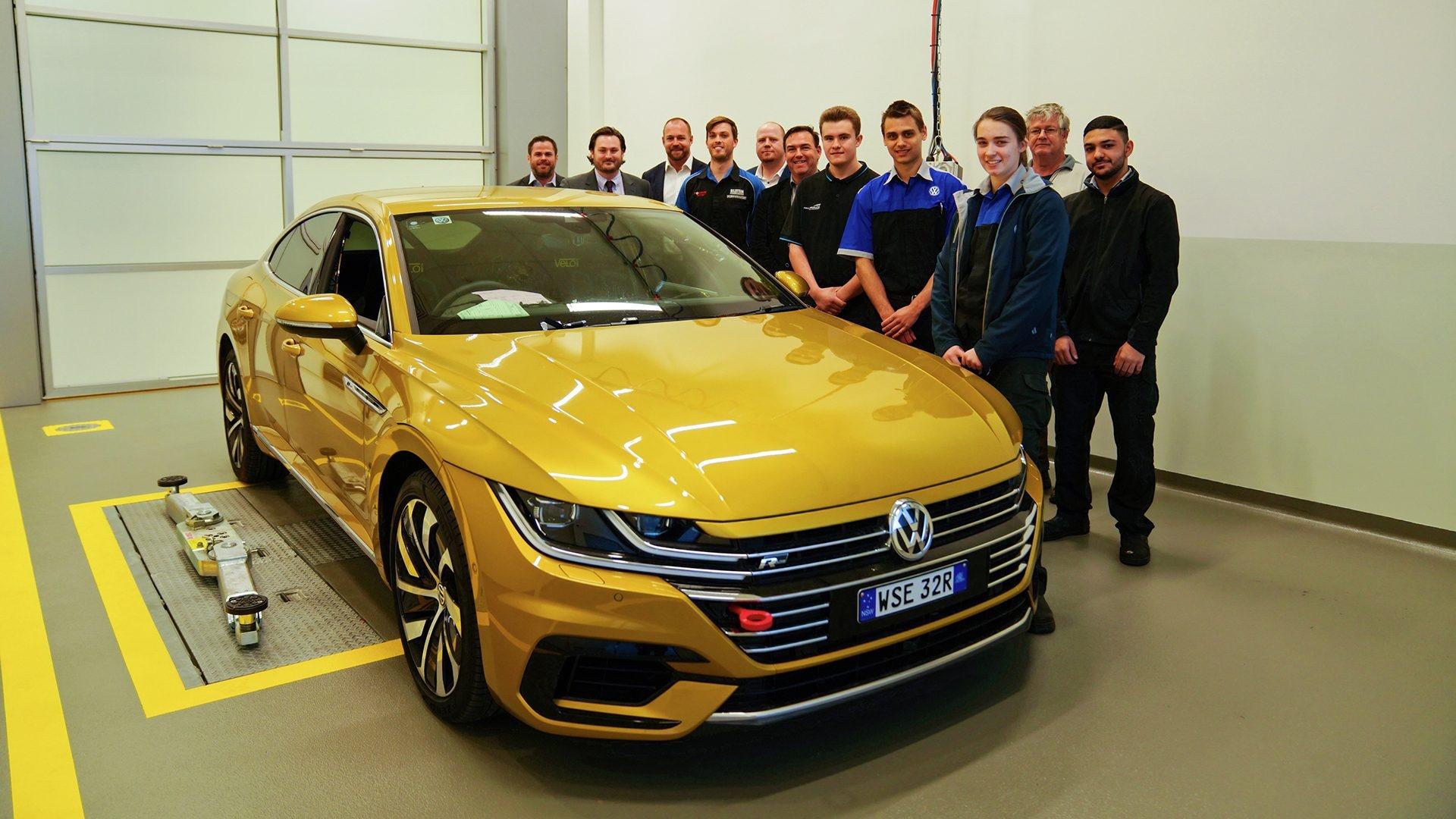 Volkswagen Apprentices