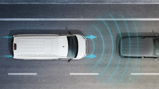 Driver Assist Systems.