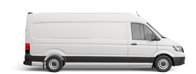 Volkswagen Crafter Van long Wheelbase